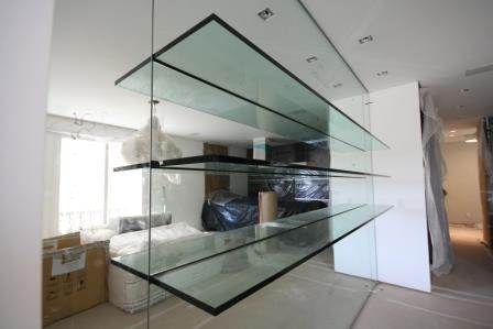 Revestimento em vidro